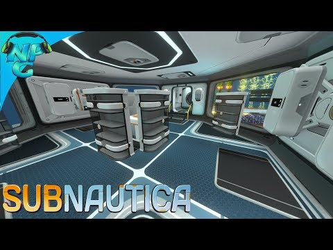 Subnautica - Proper Base Digs, Some Fancy Modifications and Taking the PRAWN out! E10