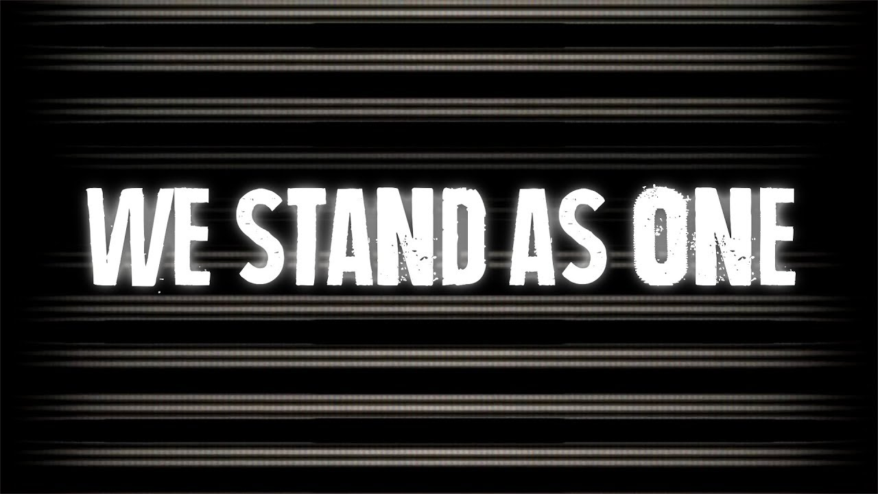 The Morris Brothers - We Stand As One (Official lyric video) #1
