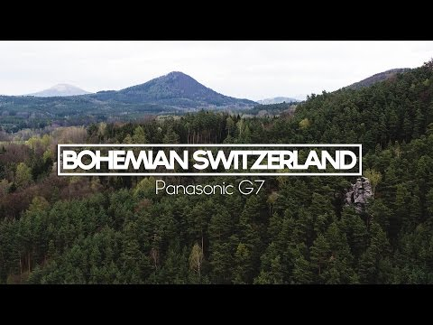 Let's Travel • BOHEMIAN SWITZERLAND IN 4K (Ultra HD) • Panasonic G7