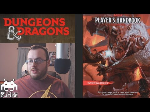 Let's Roll a New D&D Character! (For Beginners)