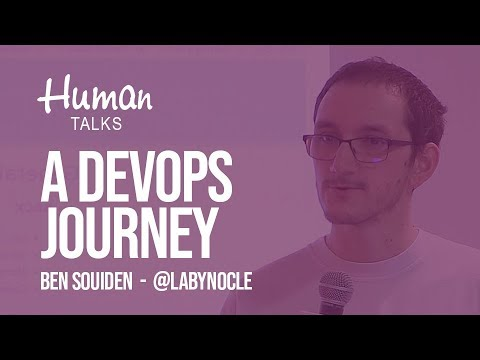 A Devops Journey - From SAAS To On-Premise par Ben Souiden