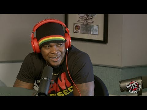 Mr. Vegas speaks about Vybz Kartel conviction + Buju Banton in Jail
