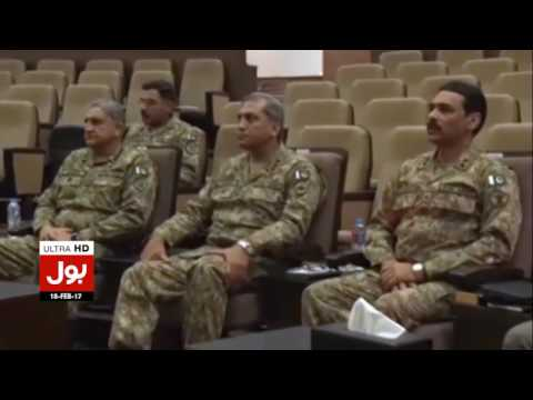 Breaking Today With Sajid Hasan | Army Chief Statement on Blast | 18th FEB 18 | BOL NEWS