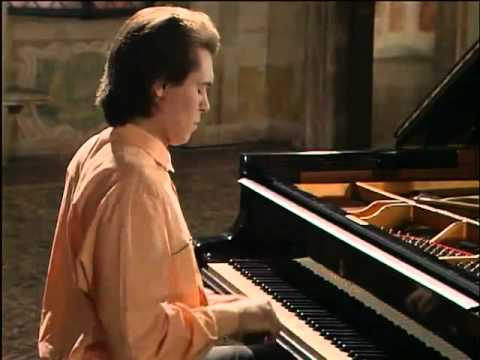 Ivo Pogorelich - Bach - English Suite No. 2 in A minor, BWV 807