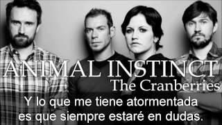 The Cranberries - Animal Instinct  Spanish
