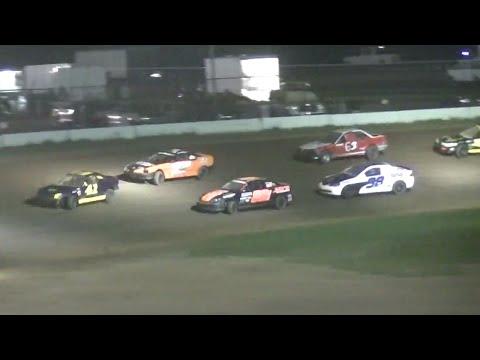 Mini Stock Feature | McKean County Raceway | 7-25-14