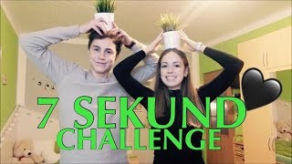 7 SEKUND CHALLENGE/ with my boyfriend MÁCA