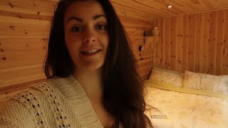 Swapping the van for a Tiny House? - Tiny House Tour