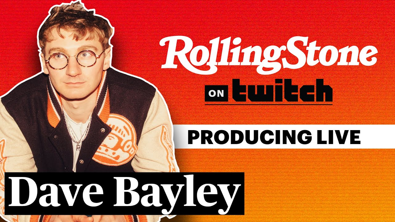 Watch Dave Bayley of Glass Animals Produce A Song Live