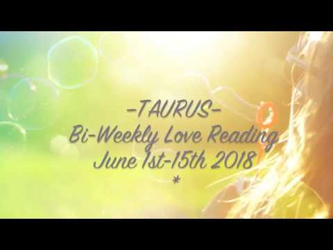 "TAURUS • Bi-Weekly Love Reading | June 1st-15th 2018 – ""YOU CAN STILL HAVE HOPE AND HEAL FROM THIS"""