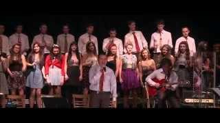 Koncert chóru LO w Andrychowie - Krystian Pogan - Konstelacje