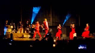 Фламенко. Испания 2014(Чувственный танец Фламенко. Испания, Каталония, г.Реус, 2014 г. Видео танца фламенко на экскурсии в Испании..., 2015-03-09T00:58:55.000Z)