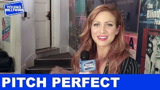 Brittany Snow: I Could Never Win a Real-Life Riff-Off!