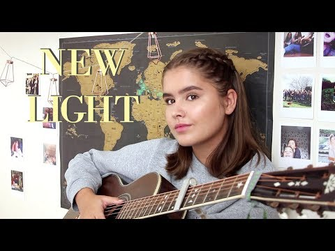 New Light - John Mayer / Cover By Jodie Mellor