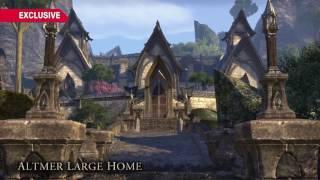 Elder Scrolls Online: One Tamriel - Housing Reveal!