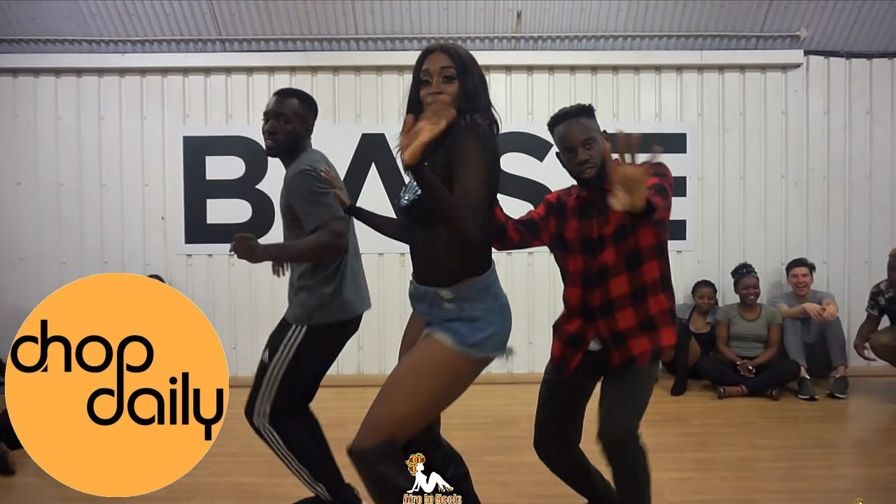 Sona - Pepe (Afro In Heels Dance Video) | Patience J Choreography | Chop Daily