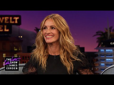 Julia Roberts' Husband & James Have Lots in Common