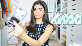 LIFE UPDATE | Who is HARRY STYLES? Do I talk to my EX BOYFRIENDS?! Why was I in LA?