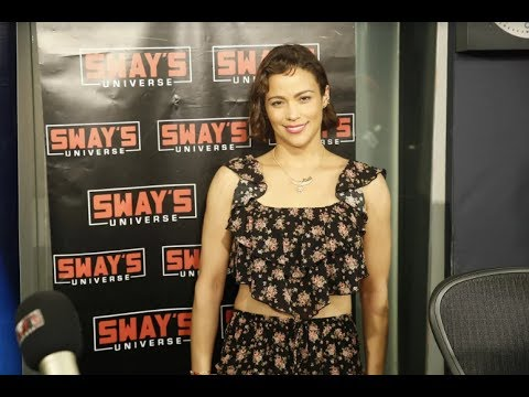 PT. 2 Paula Patton Talks SingleLife & Dating on Sway in the Morning