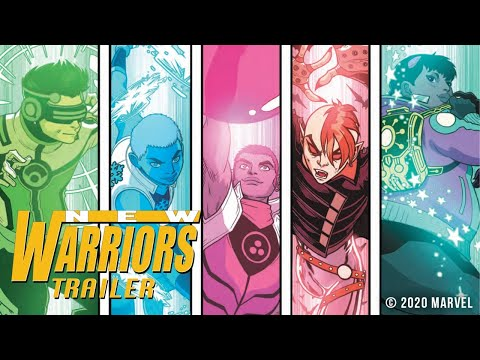 NEW WARRIORS Trailer | Marvel Comics