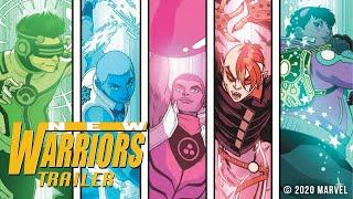NEW WARRIORS Trailer | Marvel Comics