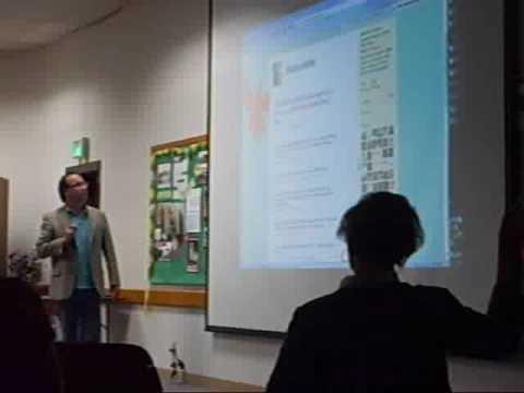 Coos Bay Presentation Social Networking Part 3