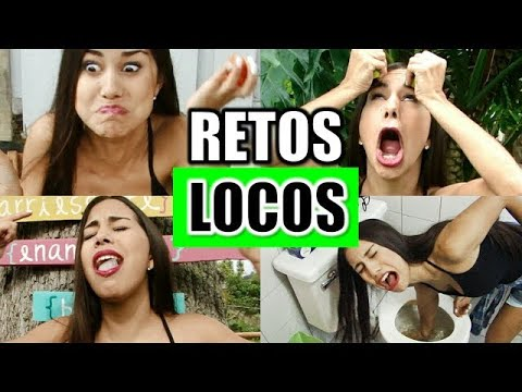 RETOS LOCOS | ¡No lo intentes!