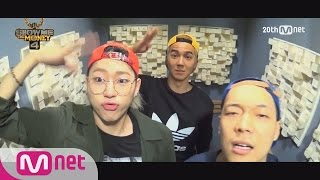 [MV] 송민호,ZICO,Paloalto - ′moneyflow(다 비켜봐)′ (Team 지코&팔로알토 1차 경연) 쇼미더머니4 7화