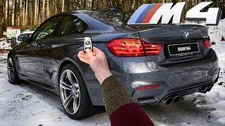 BMW M4 Manual Review POV Test Drive By AutoTopNL