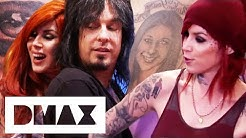 Kat Von D's Best Moments From Season 4 | LA Ink
