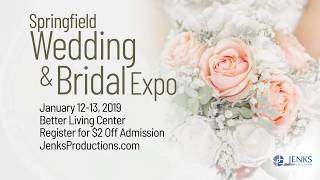 Springfield Wedding & Bridal Expo- Register for $2 Off