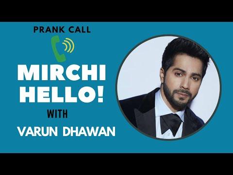 Varun prank calls a fan | Mirchi Hello | Judwaa 2 | Varun | Jacqueline | Taapsee