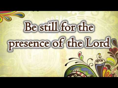 Be Still For The Presence of the Lord Piano