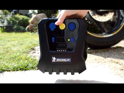 Michelin High Power Programmable Rapid Tyre Inflator