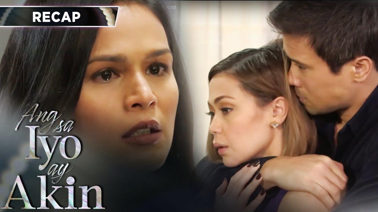 Download Gabriel and Marissa profess love for each other   Ang Sa Iyo Ay Akin Recap