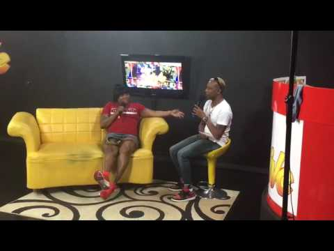 DOUBLEDDEE HYPE TV INTERVIEW WITH SUPA HYPE MAY 2017-DANCEHALL (JAMAICA)