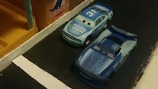 Disney Pixar Cars 3 Cam Spinner (Next-Gen TripleDent #31) Custom Review