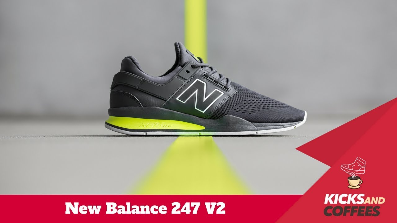 Socialismo Acuerdo Regresa  Unboxing e Review New Balance 247v2