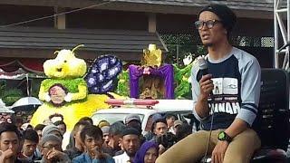 Video Keren Abis Ceramah Gaul Ustad Evie Efendie - Unique lecturer in metal shirts download MP3, 3GP, MP4, WEBM, AVI, FLV Oktober 2018