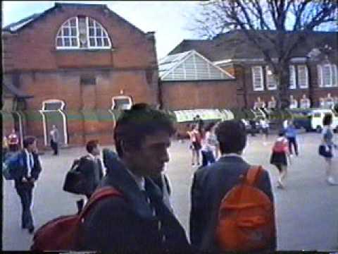 Alleyns School March 1... Jude Law