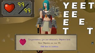 Itand39s Been A Freaking Ride 99 Hp - Osrs