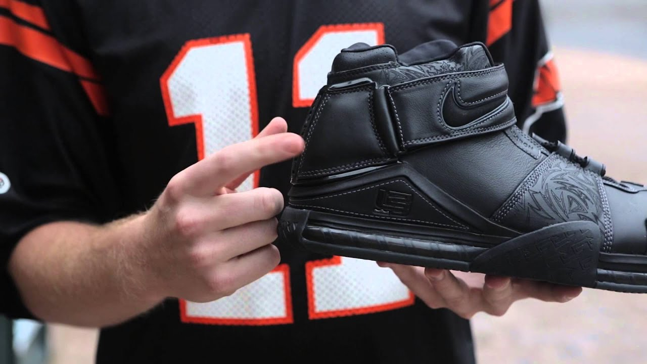 73c2247ff085 Nike Zoom LeBron II