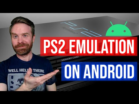 PS2 Emulation on
