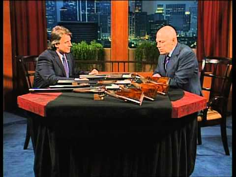 """""""Interview with James Purdey & Sons Ltd., Chairman Nigel Beaumont by HoustonPBS' Ernie Manouse"""""""