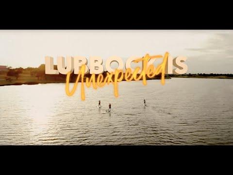 Lubbock Is Unexpected