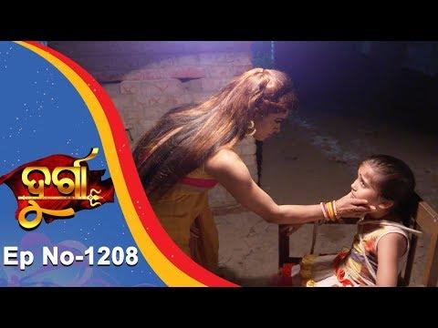 Durga | Full Ep 1208 | 22nd Oct 2018 | Odia Serial - TarangTV