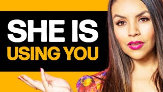 How To Tell Iḟ A Woman Is USING YOU! | Apollonia Ponti