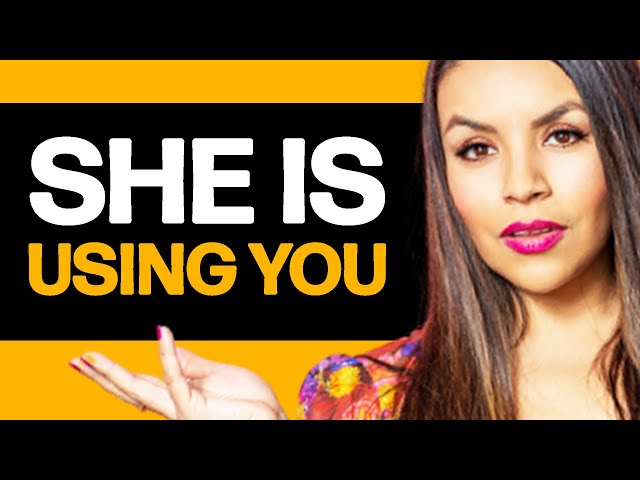 How To Tell If A Woman Is USING YOU!   Apollonia Ponti