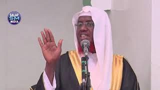 Shaqayso hashaxaadine ┇KHUTBAH ┇🎤SH MAXAMED CABDI UMAL