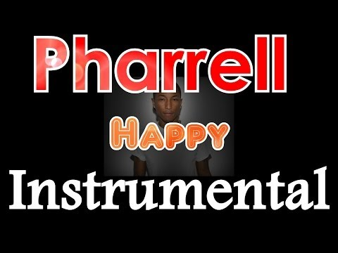 Pharrell Williams - Happy  Instrumental/Karaoke by Dudelstudio